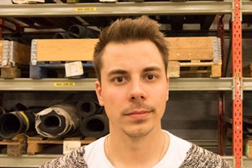 Alex Kosanovic : Förman & Säljare